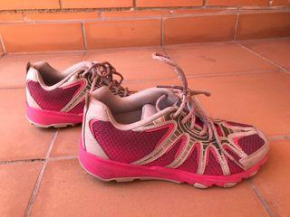 Zapatillas con ruedas Heelys talla 38