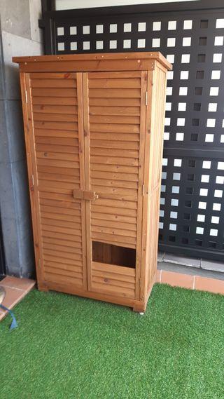 armario de terraza/jardin