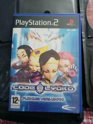 Code Lyoko Play 2