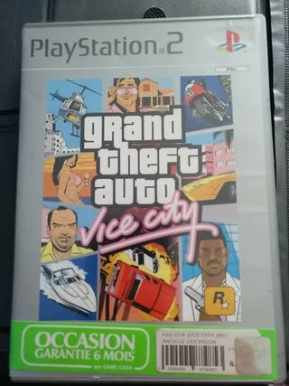 GTA Vice City Play 2