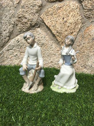 Figuras tengra originales