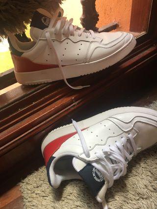 Zapatillas Adidas supercourt talla 42 hombre