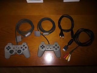 Mandos y cables PSX