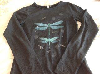 Camiseta manga larga niña T 14