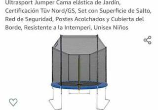 Ultrasport Jumper - Cama elastica