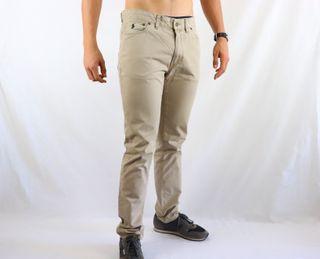 Pantalones chinos beige Ralph Lauren talla 34 - 34