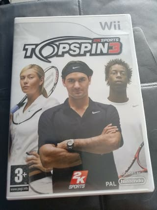 Topspin3 wii