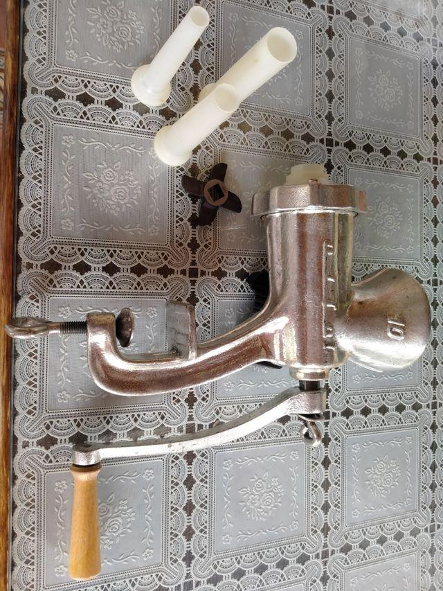 Máquina choricera Alfa