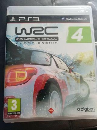 WRC 4 Play 3
