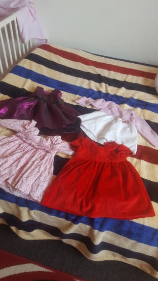 Baby girl dress 0-3mths +