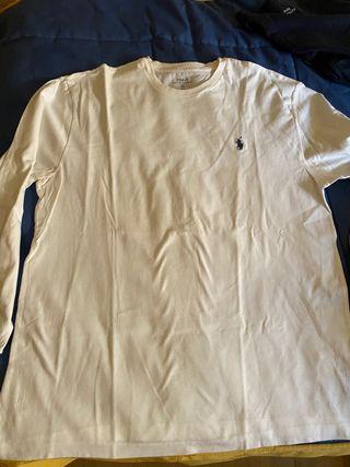 Camiseta manga larga Ralph Lauren