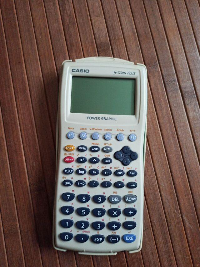 Calculadora gráfica CASIO