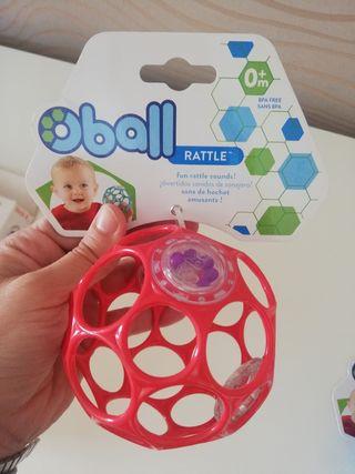 juguete bebé nuevo