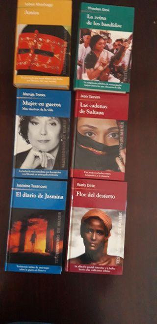 Colección libros 11