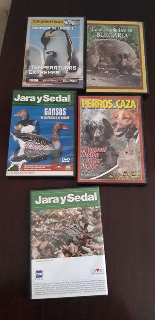 Jara y Sedal 10 dvd