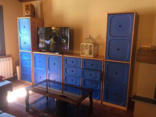 Mueble de 4 módulos