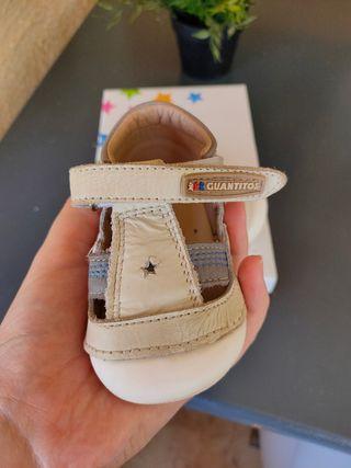 zapatos gateo talla 19