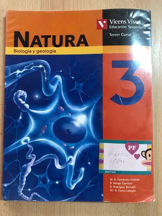 Libro ESO: Biologia y Geologia 3