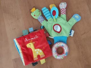 Pack de 3 juguetes infantiles