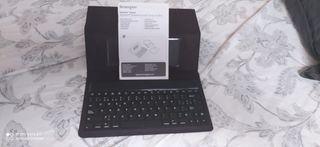 teclado funda para IPAD por bluetooth