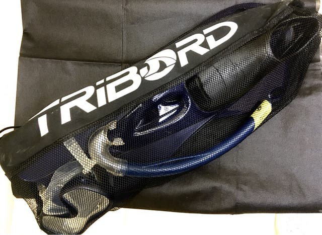 Kit de buceo / snorkel / apnea