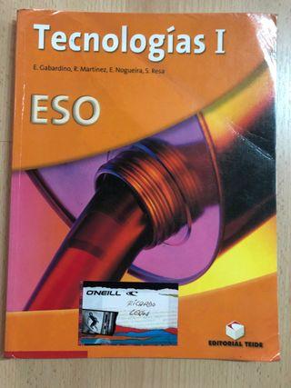 Libro 1 ESO: Tecnologia