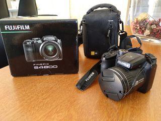 Fujifilm Finepix S4800 como nueva