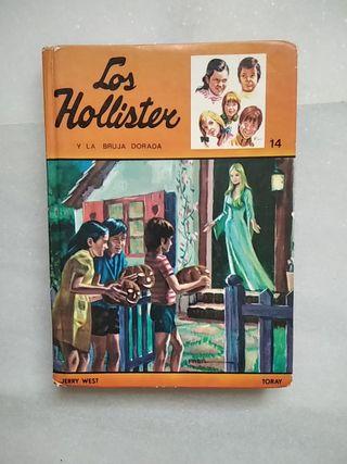 Los Hollister y la Brújula dorada