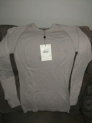 Camiseta compresión de hombre Siksilk Talla M