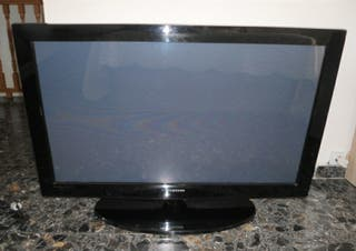 """TV Samsung 42"""" 2 HDMI HD ready,funcionando"""