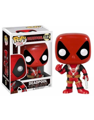 FUNKO POP VINYL 112 DEADPOOL MARVEL