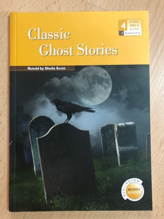 Libro Classic Ghost Stories