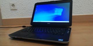 Portatil DELL, Intel i5, 8GB RAM, WIN 10