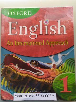 English 1 ESO. Oxford