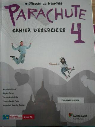 Parachute cahier d'exercices 4