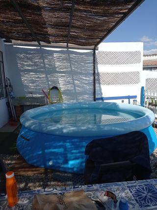 piscina de 3 x 0'70