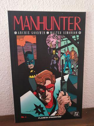 Manhunter - DC Comics