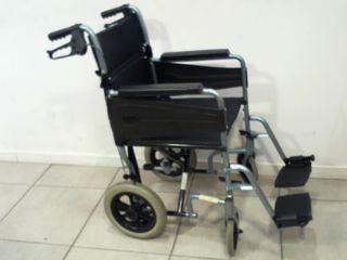 silla de ruedas de aluminio AYUDAS DINAMICAS PL80A
