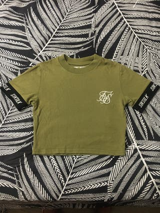 Camiseta chica siksilk