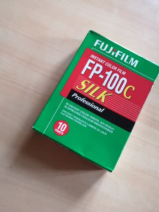 cartucho Fujifilm FP-100C SILK