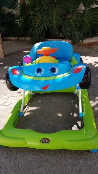 Andador de coche