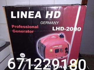 generador de luz inverter uso domestico
