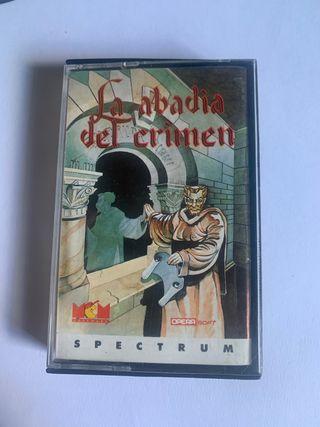 La abadia del crimen spectrum