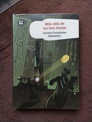 Más allá de las tres dunas.Susana Fernández