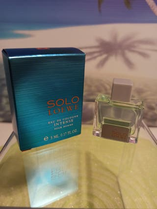 Miniatura Solo Loewe Intense