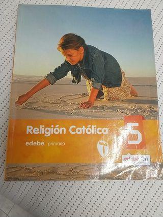 religión católica 5 primaria