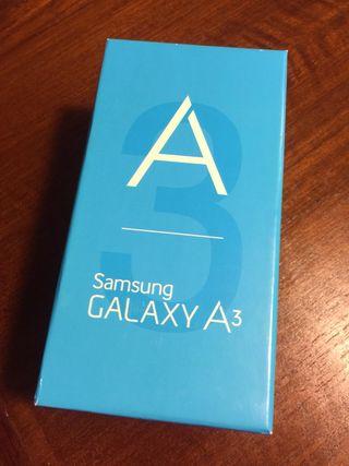 Móvil Samsung Galaxy A3