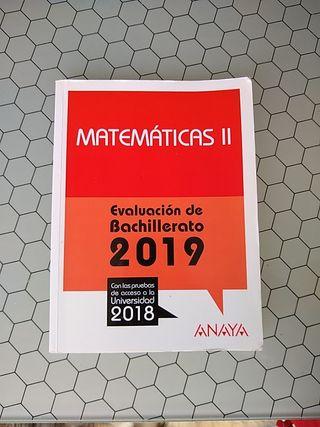 Matemáticas II Bachillerato