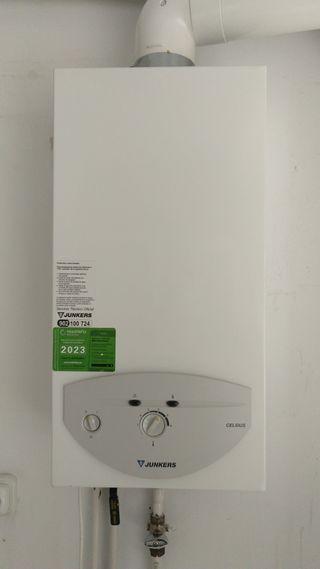 Calentador de agua Junkers Celsius