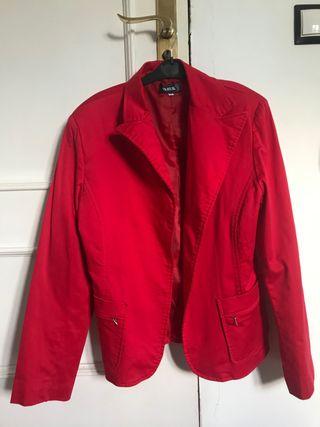 Americana/Blazer Roja